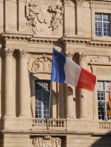 Façade de l'hôtel de ville - Photo D. Bounias/Ville d'Arles © copyright