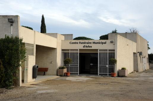 Chambre funéraire Photo P. Mercier/ Ville d'Arles