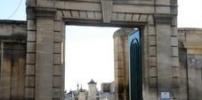 Entrée cimetière Photo P. Mercier/Ville d'Arles